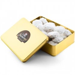 Lemon Meltaways in Holiday Gift Tin (1.75 Lb.)