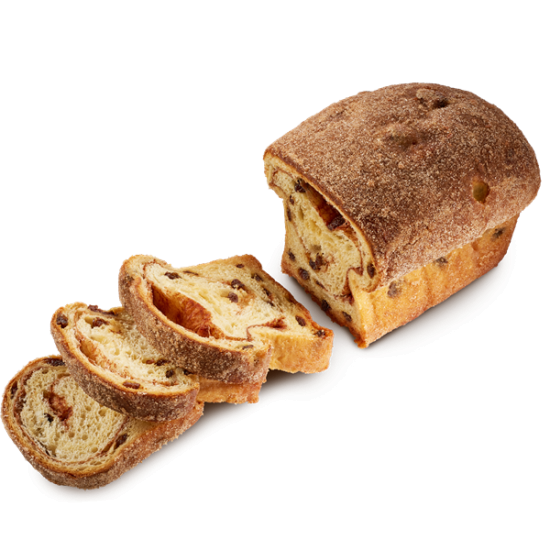 Cinnamon Raisin Bread (Pack of 3) - Click Image to Close